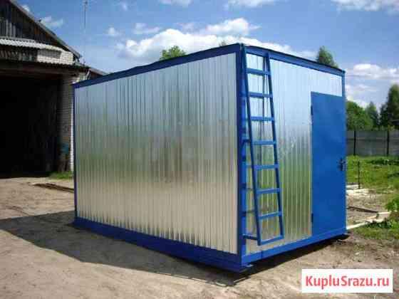 Мини АЗС контейнер от Производителя Саратов