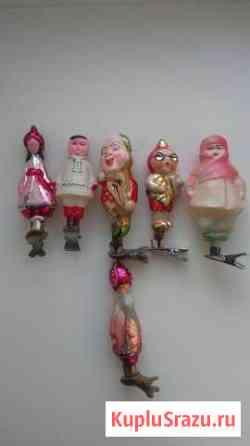 Елочные игрушки Омск
