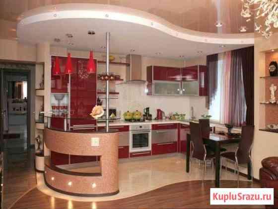 Обновим вашу старую кухню Рязань