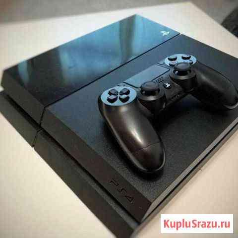 Игровая приставка PS4 FAT 500GB прошитая Самара