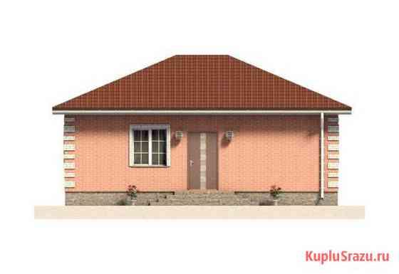 Кирпичный дом под ключ Энгельс