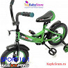 Велосипед Maxxpro Sport-12-1 зелено-черный новый