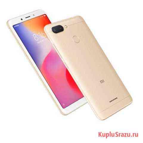 Xiaomi Redmi 6A 2/32 gold Ульяновск