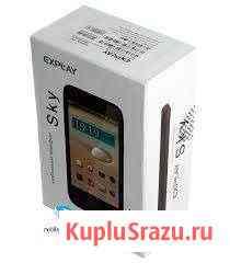 Мобильный телефон Explay Sky Plus (черный) Советский
