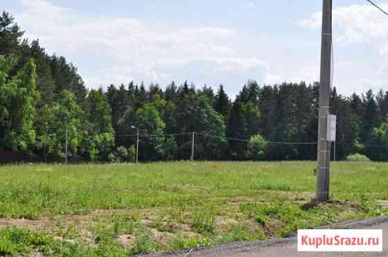 Земельный участок под застройку. Рядом лес, Ж/Д станция. Подмосковье Москва