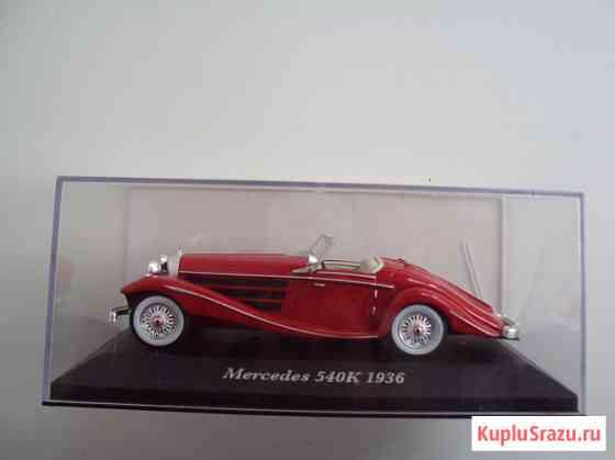 Mercedes Benz 540K 1936 Липецк