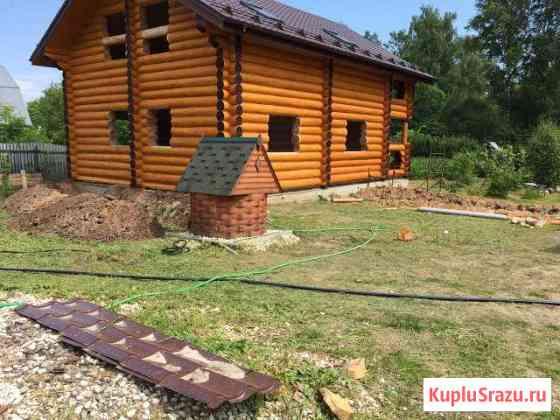 Септики из бетонных колец под ключ Сергиев Посад