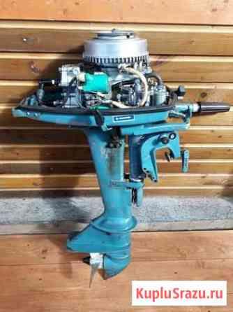 Лодочный мотор ветерок 8 Реммаш