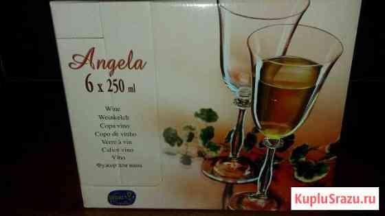 Бокалы для вина Angelа Калининец