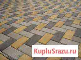 Тротуарная плитка Анапа