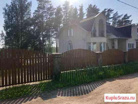 Дом 332 кв.м. на участке 12 сот. Высоцк
