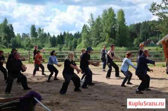 Оздоровительный лагерь восточных практик. улунмень Нурма