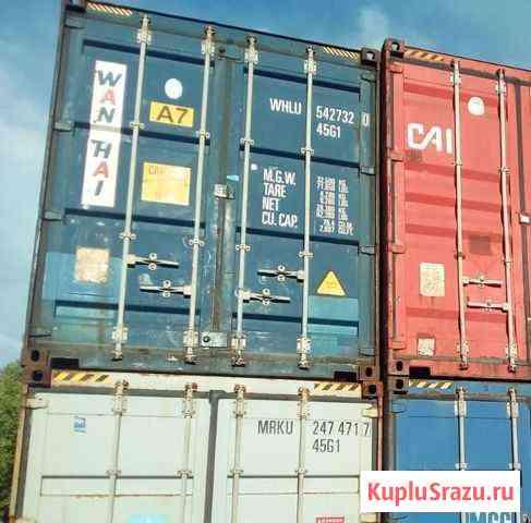 Морской контейнер Элиста