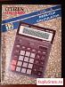 Калькулятор Citizen SDC-8880 и Citizen SDC-88JB