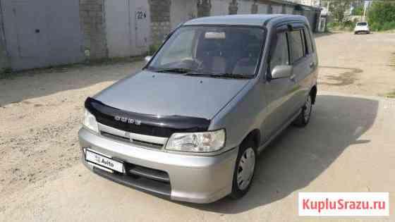 Nissan Cube 1.3AT, 2000, минивэн Комсомольск-на-Амуре