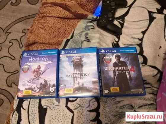 Игры на Sony PS4 Нижневартовск