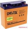 Аккумулятор Delta DTM 1217 12v 17Ah