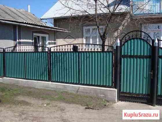 Заборы из проф. листа, ограждение от 2500 Нижневартовск