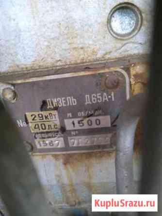 Военный дизельный генератор Тамбов