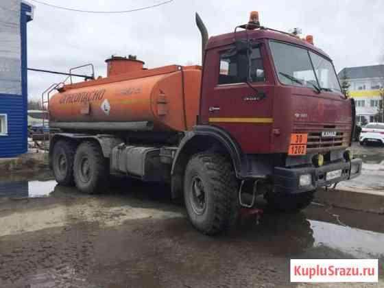 Требуется водитель топливозаправщик Сургут