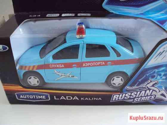 Автомобиль Лада Калина (Аэропорт) Липецк