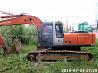 Гусеничный экскаватор HITACHI 240, 2011 г