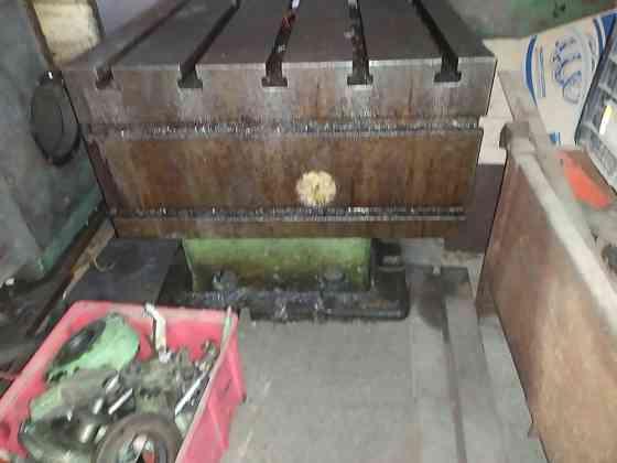 Стол-тумба с Т-образными пазами к станку 2М55 Нижний Новгород