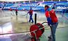Заливка льда во дворе, катка, на стадионах, в ледовых комплексах