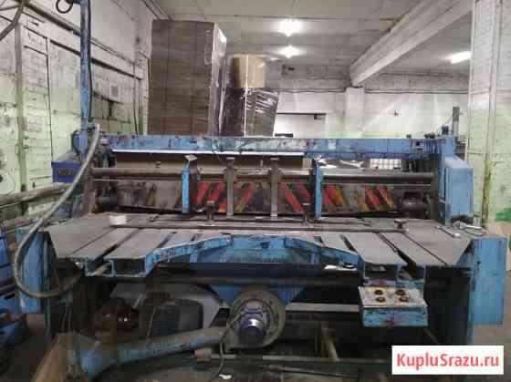 Станок ротационной высечки с одним цветом печати Рыбинск