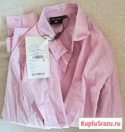 Блузка-рубашка женская Finn Flare новая (с этикеткой), р-XL Новосибирск