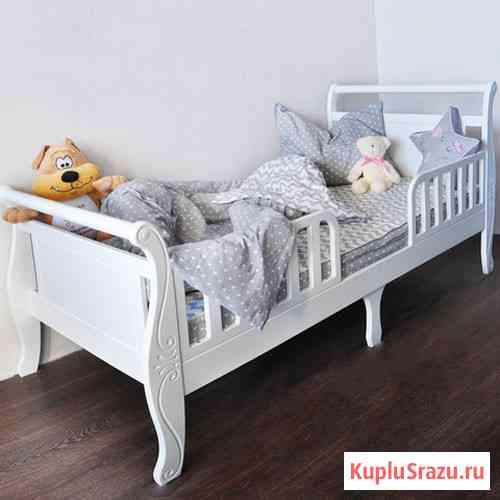 Кровать подростковая Нева Белая Санкт-Петербург