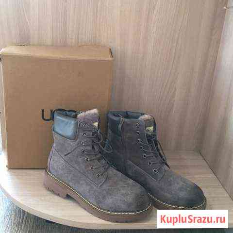 Продам новые женские ботинки размер 38 Южно-Сахалинск