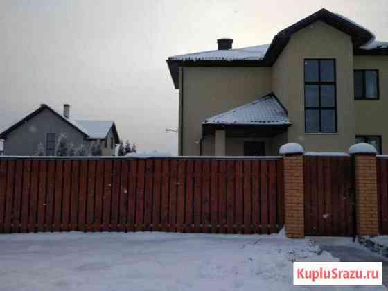 Дом 166 кв.м. на участке 8 сот. Киевский
