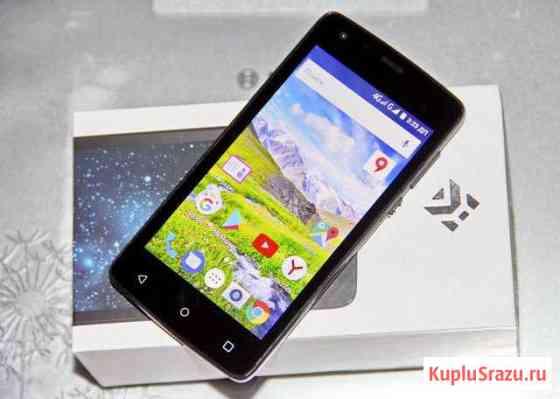 Dexp 4G LTE NFC / 8gb+озу 1gb/ 8mpx 4ядра Гарантия Санкт-Петербург