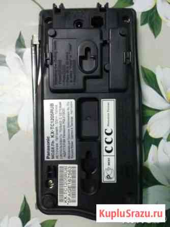 Радиотелефон Panasonic KX-TC1205RUB б/у Ижевск