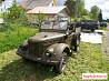 ГАЗ 69 2.1 МТ, 1963, внедорожник