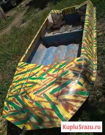 Лодка весельная Белогорск