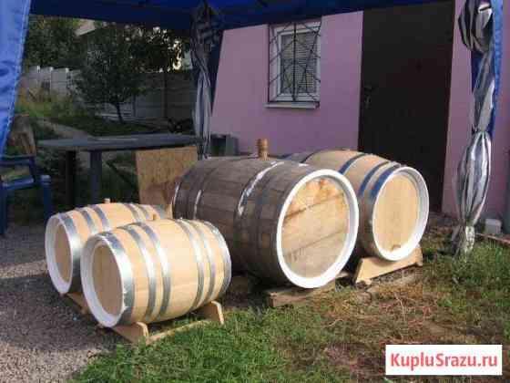 Дубовая бочка для вина 120 литров Южно-Сахалинск