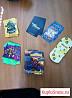 Карточки Человек Паук, Черепашки Ниндзя, Миньоны