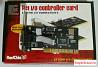 Контроллеры PCI-COM, PCI-2COM, PCI-IEE1394