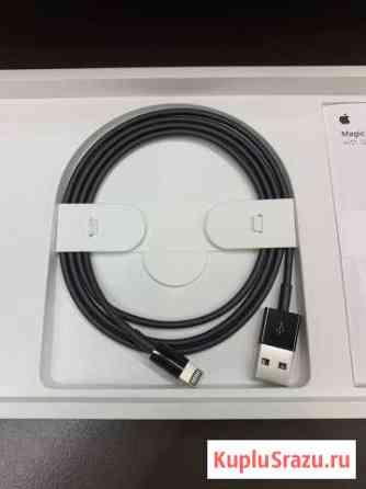 Эксклюзивный кабель Apple Lightning Space Gray Пермь