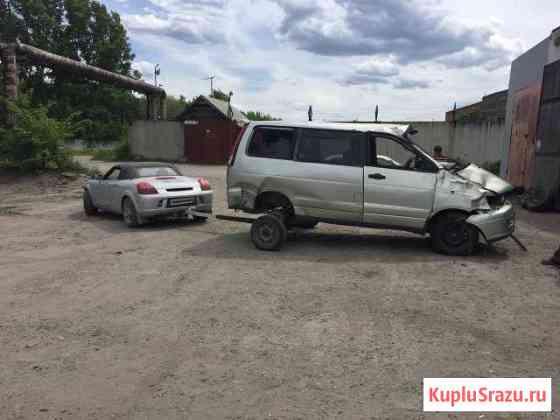 Прицеп подкат автовоз эвакуатор Бийск