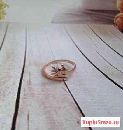 Кольцо с бриллиантом. Почта Томари
