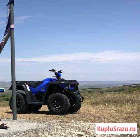 Квадроцикл Ассиновская
