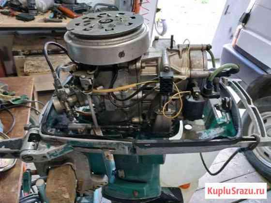 Лодочный мотор нептун 23 Знамя Октября