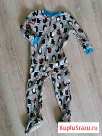 Пижама для мальчика Картерс Рязань