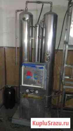Оборудование для розлива газ.напитков Кадошкино