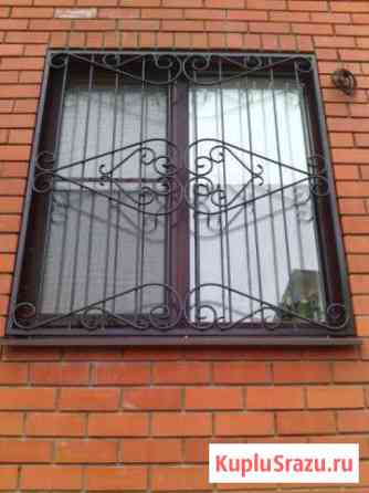 Решётки на окна Симферополь