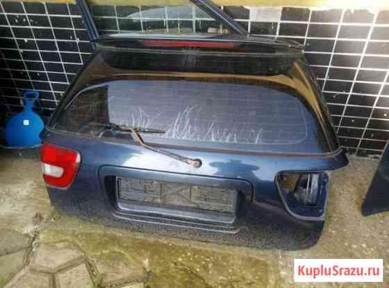 Suzuki Baleno дверь багажника Островцы