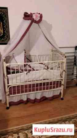 Детская кроватка Нестеровская